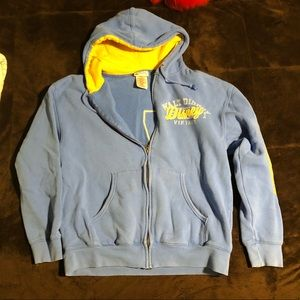 Walt Disney World ZIP Up Hoodie ~ S